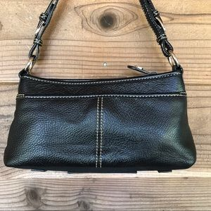 The Sak Bags - The SAK Small Pebbled Leather Shoulder Hobo Purse